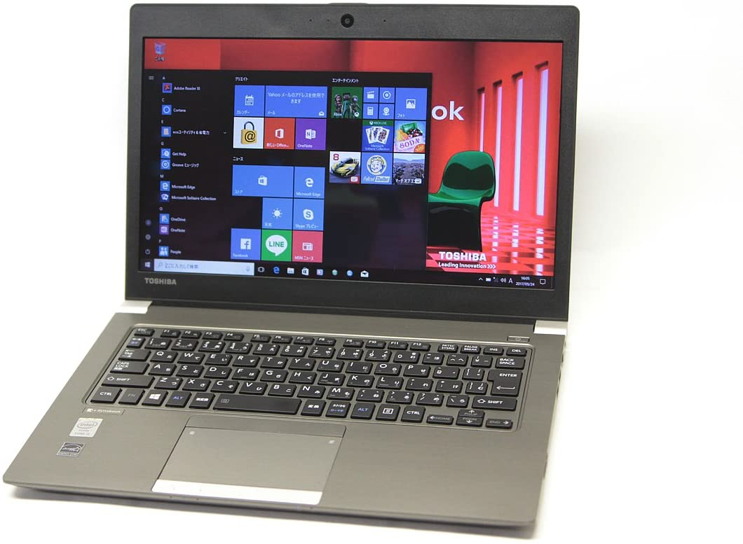 Dynabook R634/M Front